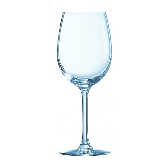 Chef & Sommelier Cabernet Tulip Wine Glass 350ml 11.75oz | CE Lined 250ml | Pack of 24