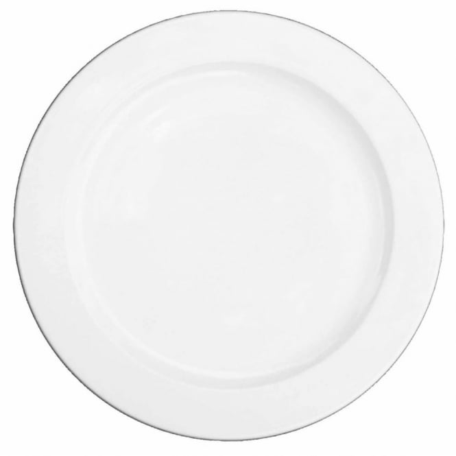 Churchill Alchemy White Plate 25.4cm 10