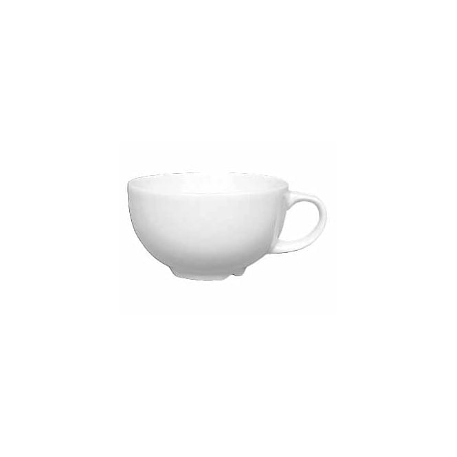 Churchill Alchemy White Cappuccino Cup 220ml 8oz | Pack of 24