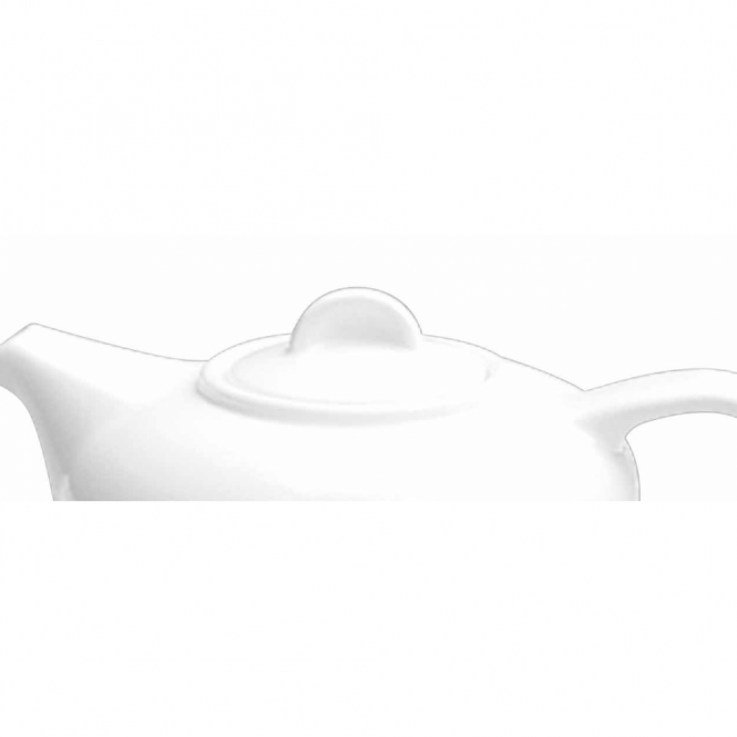Churchill Alchemy White Replacement Lid for APRAT361 Tea Pot | Pack of 6