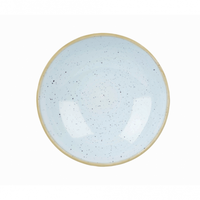 Churchill Stonecast Coupe Bowl 426ml 18.2cm - Duck Egg Blue | Pack of 12