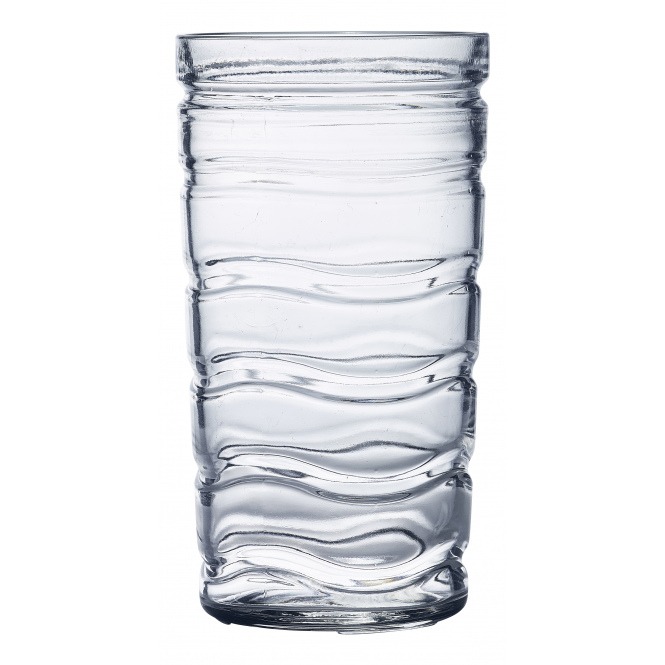 Genware Vitalis Tumbler 450ml 15.25oz | Pack of 6