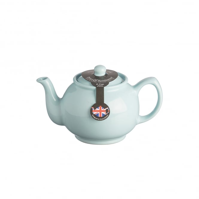 Price & Kensington Pastel Blue 6 Cup Teapot | Pack of 3