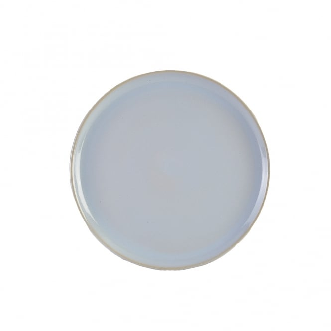 Genware White Rustic Terra Pizza Plate | Pack of 6