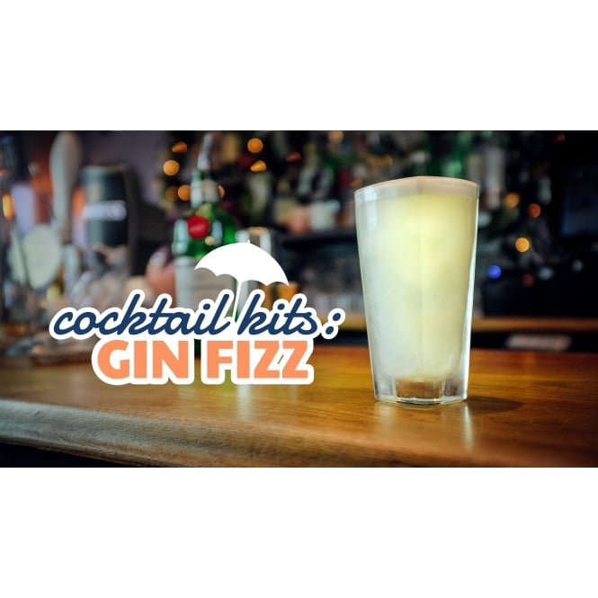 Genware Gin Fizz - Cocktail Equipment Kits