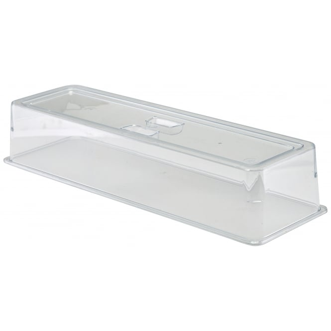 Genware GN Polycarbonate Cover - 53 x 10cm