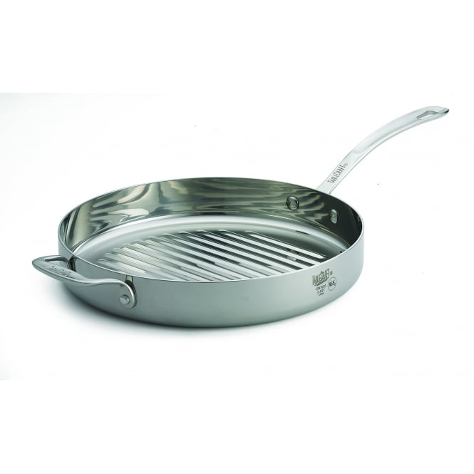 Tablecraft CW7020 Grill Pan with Helper Handle 28 x 4.5cm