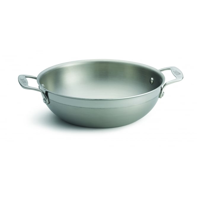 Tablecraft CW7012 Wok with 2 Handles 24 x 8cm