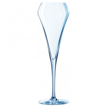 Open Up Effervescent Flute Premium Glassware 20cl 7oz