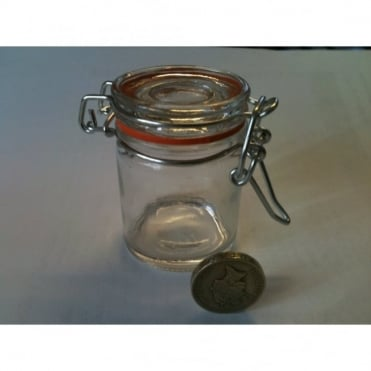 Mini Clip Jar 45ml 1.6oz