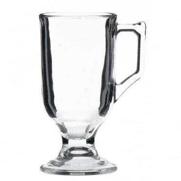 Handled Liqueur Coffee Glass