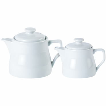 Traditional Style Tea Pot 780ml 27oz | Pack of 6