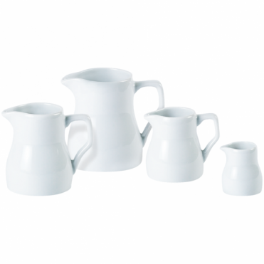 Traditional Milk Jug 230ml 8oz | Pack of 6