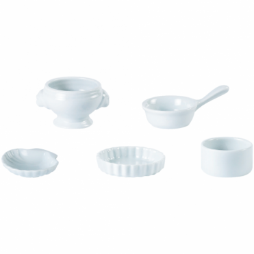 Porcelite Mini Saucepan 3oz