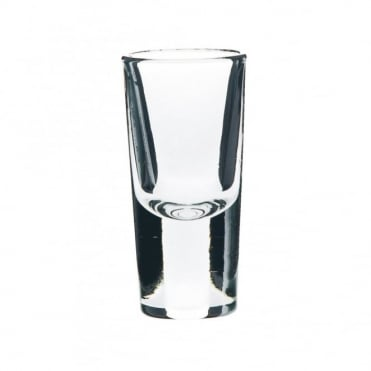 Fill to Brim Shooter Shot Glass 25ml 0.8oz | Pack of 100