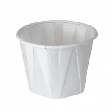 Waxed Paper Ramekin 1oz | Bag of 250