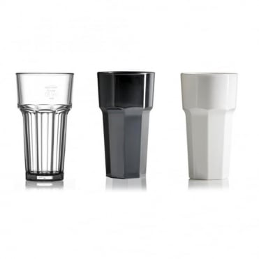 Elite Remedy 12oz Tall Polycarbonate Glass | Pack of 36
