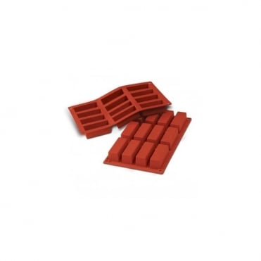 Silicone Cake Mould - 12 Cakes