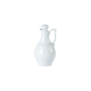 Porcelain Oil & Vinegar Jar 16cm | Pack of 6