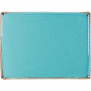 Seasons Sea Spray 35cm Rectangular Platter | Pack of 6