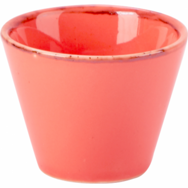 Seasons Coral 50ml Conic Dip Pot | Pack of 6