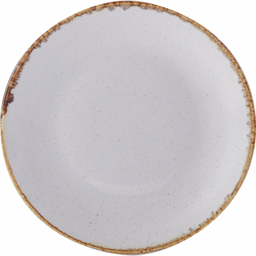 Seasons Stone 18cm Coupe Plate | Pack of 6