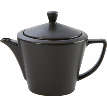 Seasons Graphite 500ml Conic Teapot | Pack of 6