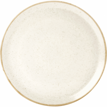 Seasons Oatmeal 32cm Pizza Plate | Pack of 6