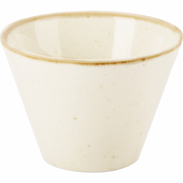 Seasons Oatmeal 400ml Conic Bowl | Pack of 6