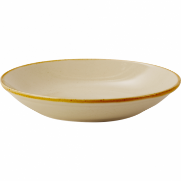 Seasons Wheat 26cm Coupe Bowl | Pack of 6
