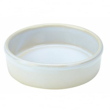Rustic White Tapas Dishes 13cm | Pack of 12