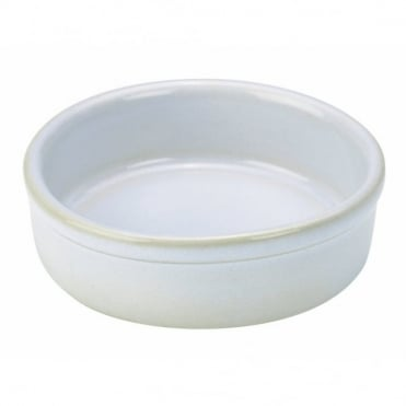 Rustic White Tapas Dishes 10cm | Pack of 12