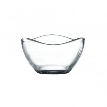 7cm Wavy Edge Glass Ramekins | Pack of 6