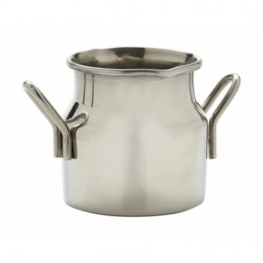 Stainless Steel Mini Milk Churn 70ml