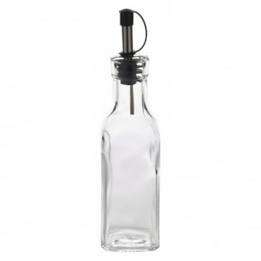 Glass Oil & Vinegar Dispenser 180ml