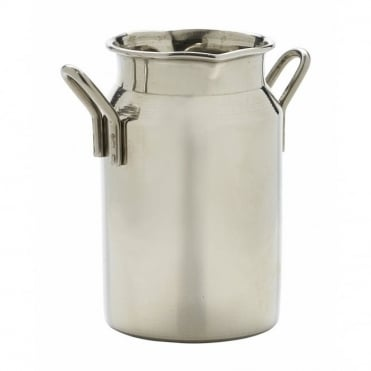 Stainless Steel Mini Milk Churn 140ml