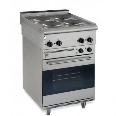 PEO Electric Oven with 1871 4 Hob