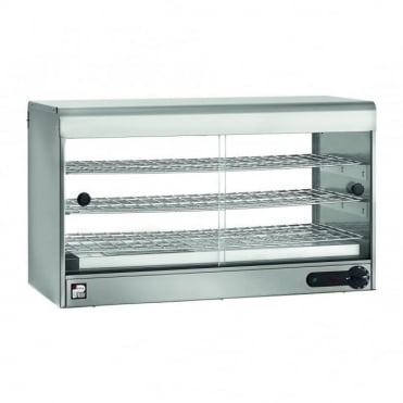 Electric Heated Pie Cabinet