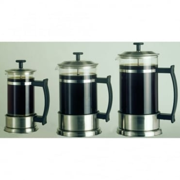 Contemporary 3 Cup Tea & Coffee Maker