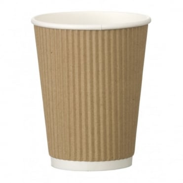 12oz Triple Wall Ripple Cup | Pack of 500