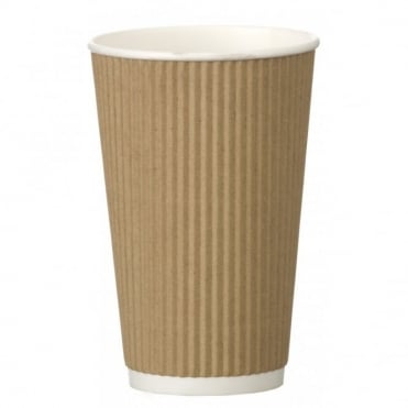 16oz Triple Wall Ripple Cup | Pack of 500