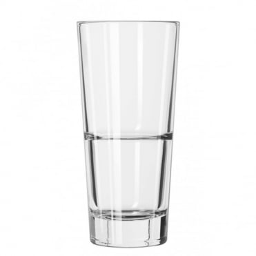 Endeavor Beverage Tumbler Glass 410ml | CE Marked 2/3 Pint | Pack of 12