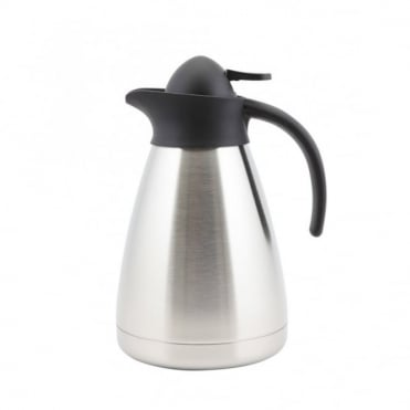 Contemporary Stainless Steel Vacuum Jug 1.0L