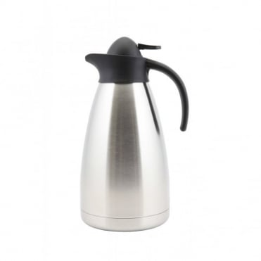 Contemporary Stainless Steel Vacuum Jug 1.5L