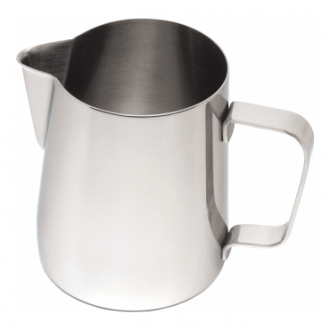 Stainless Steel Conical Milk Frothing Jug 600ml 20oz