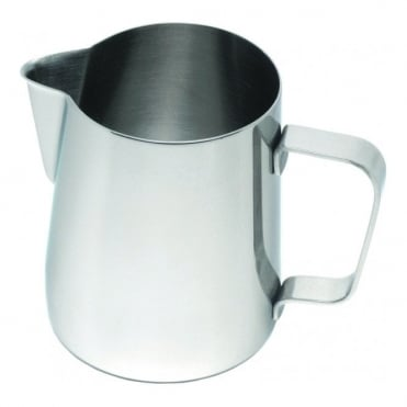 Stainless Steel Conical Milk Frothing Jug 2000ml 70oz