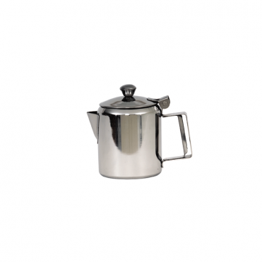 Stainless Steel Mirror Coffee Pot 330ml 12oz