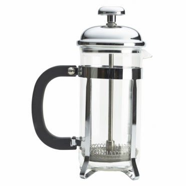 3 Cup Cafetiere with Pyrex Glass 350ml 12oz