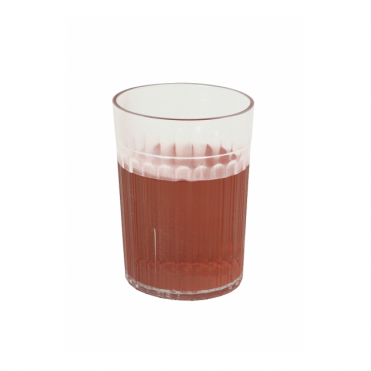 Clear Plastic Tumbler 227ml / 8oz | Pack of 6