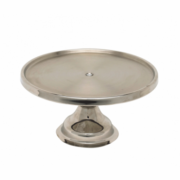 Stainless steel Cake Stand 33.5cm 13